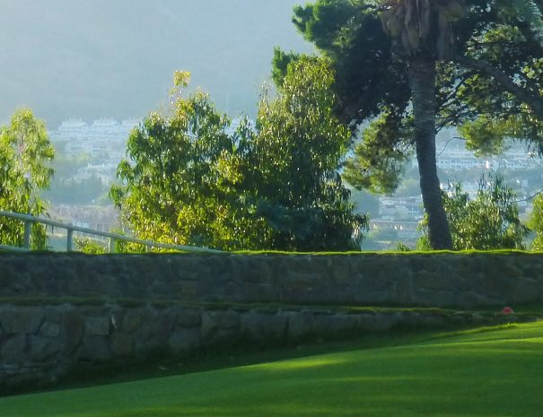 Fuengirola Golf torrequebrada greens