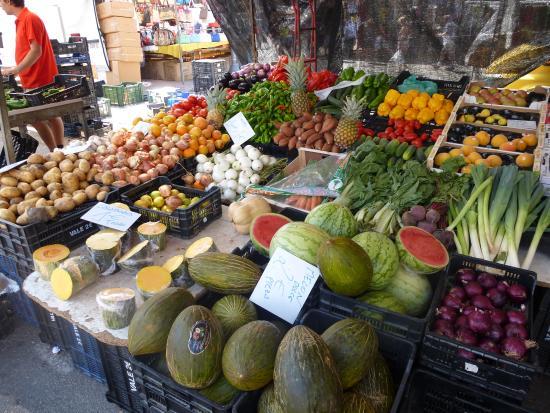 fuengirola vegetable market