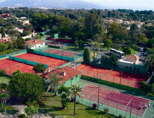 Marbella Tennisferie Bel-Air Tennis Club
