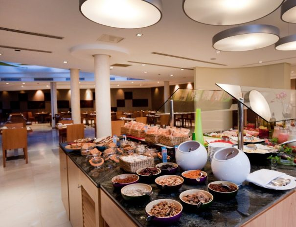Marbella Tennisferie Occidental Estepona Thalasso Spa Restaurant