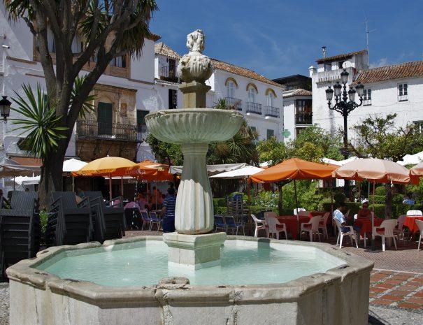 Marbella Tennisferie Plaza de los Naranjos Marbella
